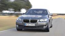 BMW 523i Frontansicht