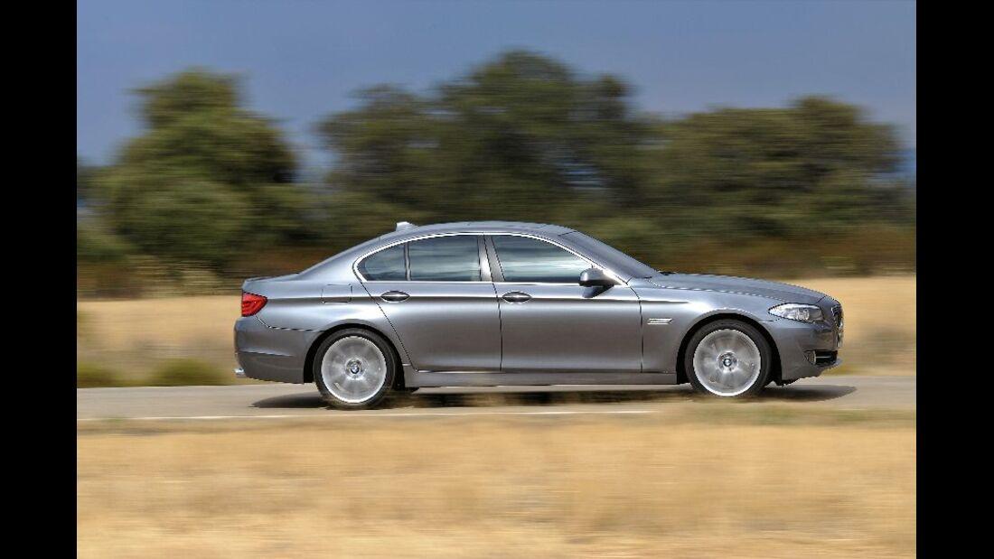 BMW 523i Seitenansicht