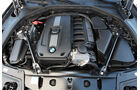 BMW 523i, motor