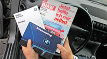 BMW 524 TD, Papiere
