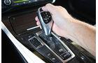 BMW 525d, Schaltung