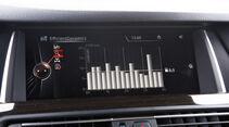 BMW 525d Touring, Bildschirm