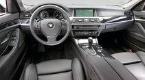 BMW 525d Touring, Cockpit
