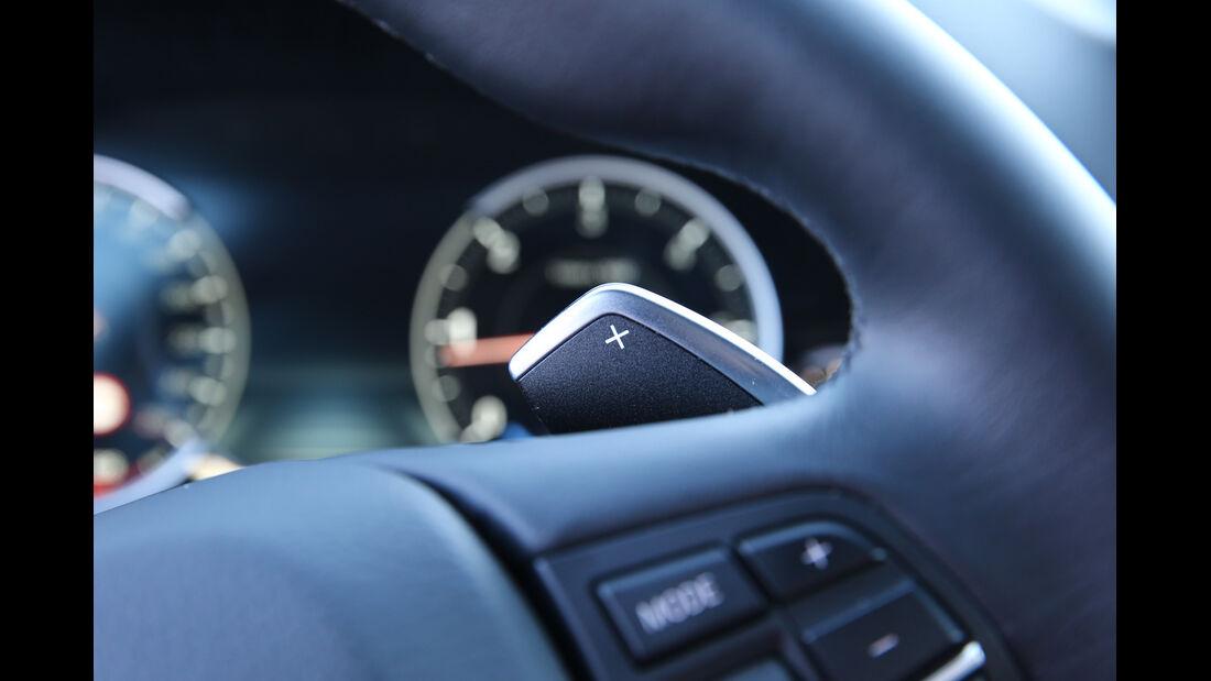 BMW 525d Touring xDrive, Bedienelement