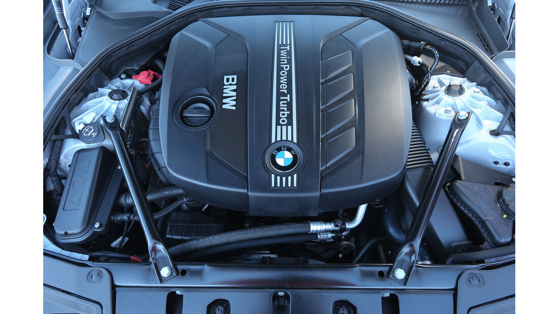 BMW 525d Touring xDrive, Motor