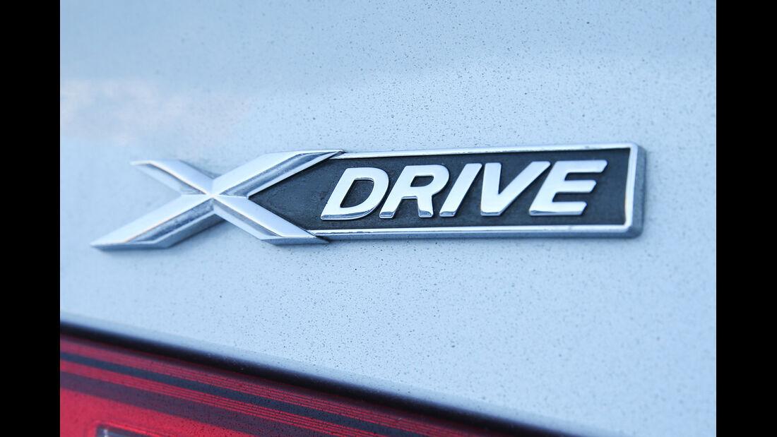 BMW 525d Touring xDrive, Typenbezeichnung