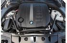 BMW 525d, motor