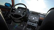 BMW 528i, Cockpit