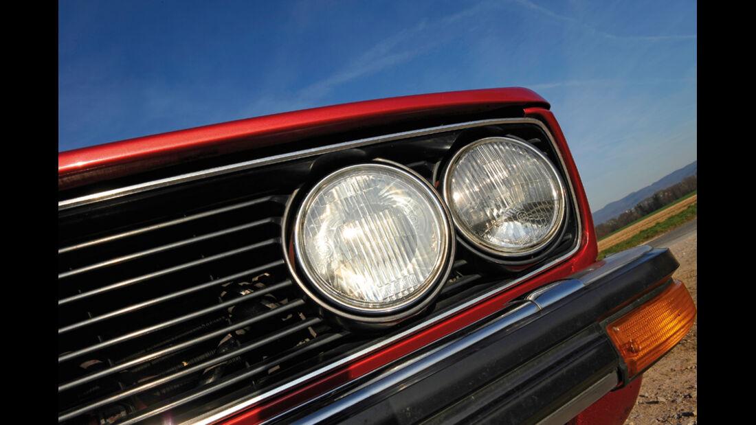 BMW 528i, Scheinwerfer