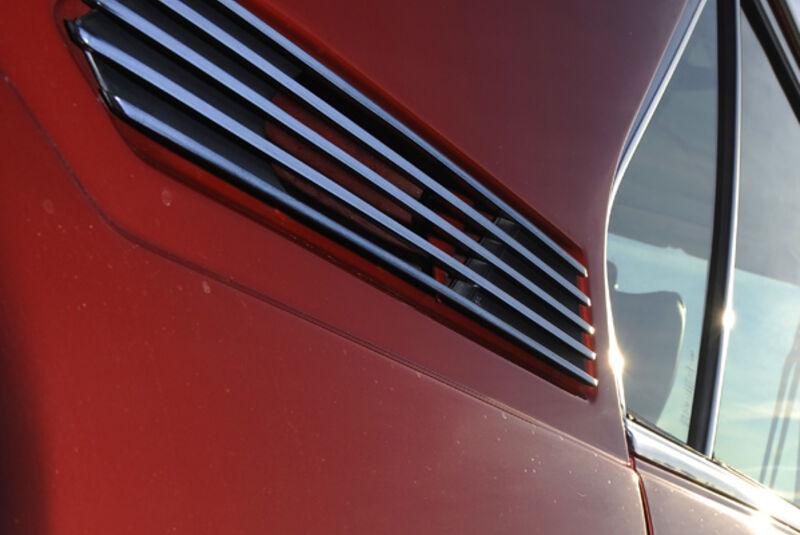 BMW 528i, Seitenfenster