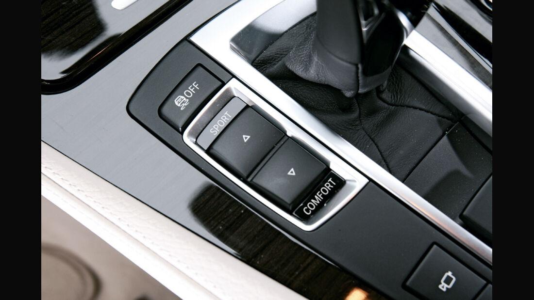 BMW 528i Touring, Bedienelement