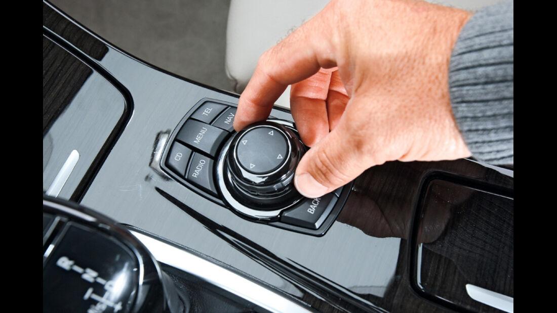 BMW 528i Touring, Multifunktionsrad