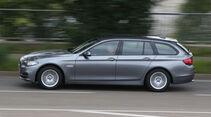 BMW 528i Touring, Seitenansicht