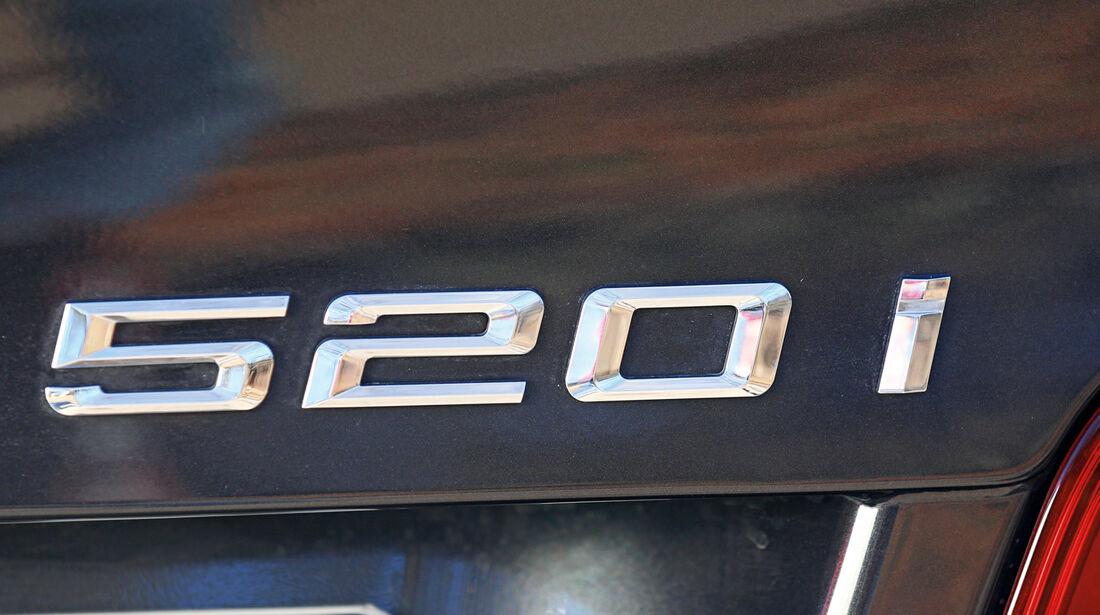 BMW 528i, Typenbezeichnung