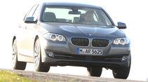 BMW 530, Frontansicht