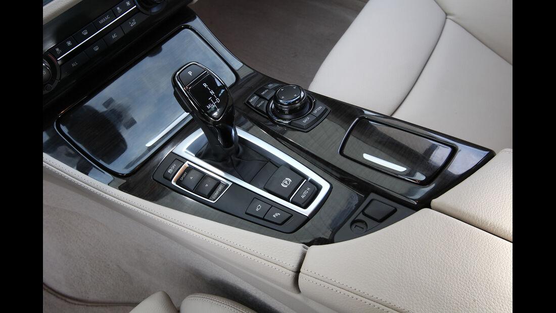 BMW 530, Schalthebel, Schaltknauf