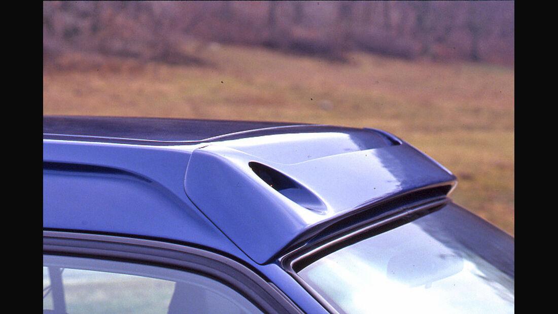 BMW 530 iX Enduro, E34