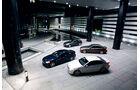 BMW 530d, 535d, M550d, Alpina D5, Seitenansicht