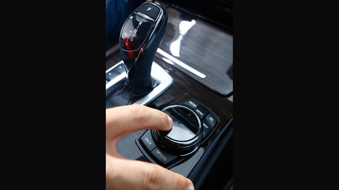 BMW 530d, Bedienelement