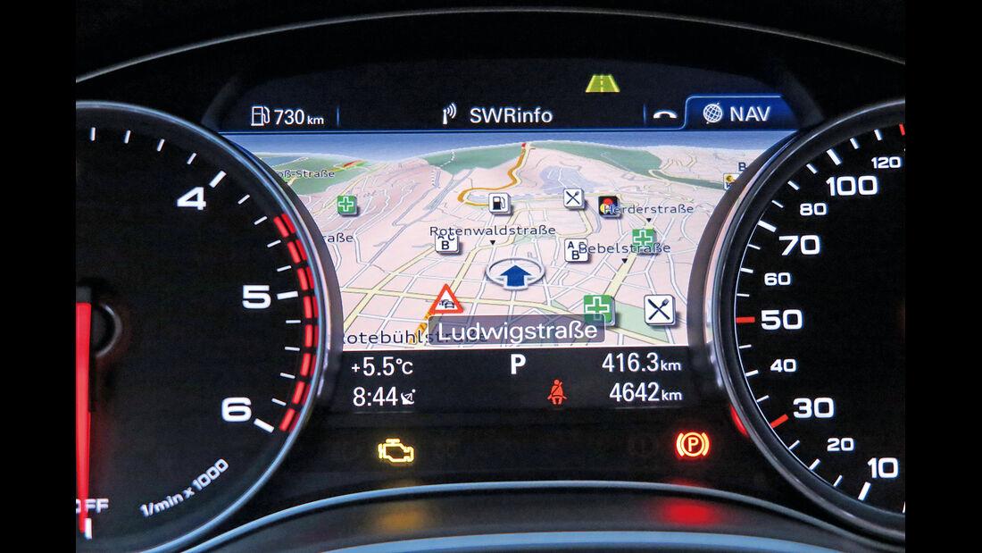 BMW 530d, Infotainment