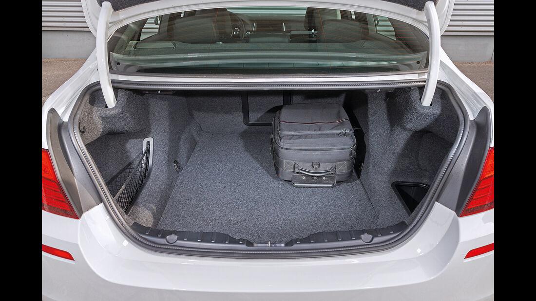 BMW 530d M Sportpaket, Kofferraum