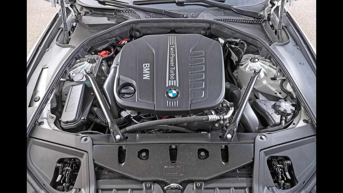 BMW 530d M Sportpaket, Motor