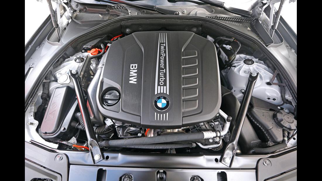 BMW 530d, Motor