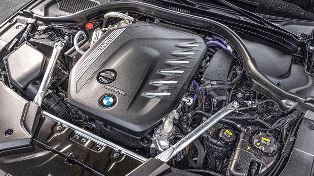 BMW 530d Touring, Exterieur