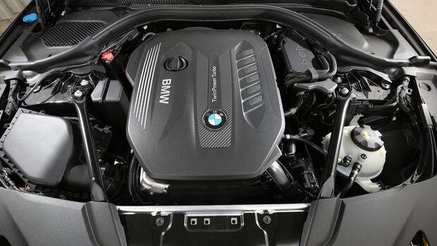 BMW 530d Touring Motor