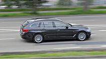 BMW 530d Touring Seite