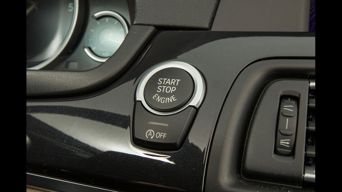 BMW 530d Touring, Start-Stopp-Automatik