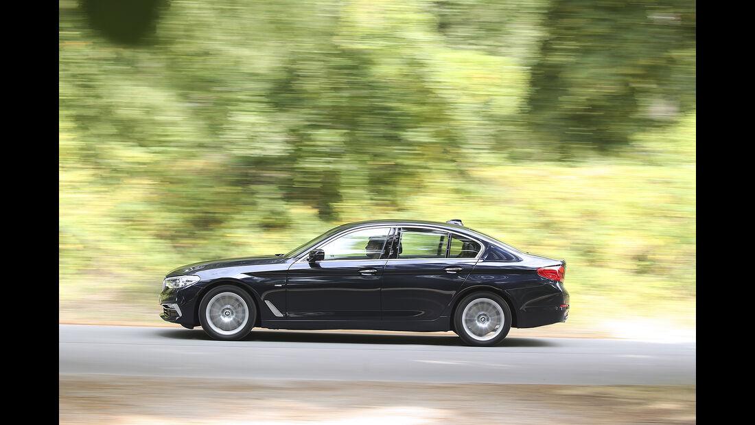 BMW 530d xDrive, Exterieur