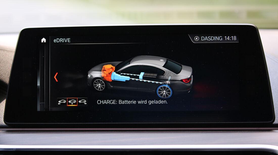 BMW 530e iPerformance Luxury Line, Interieur