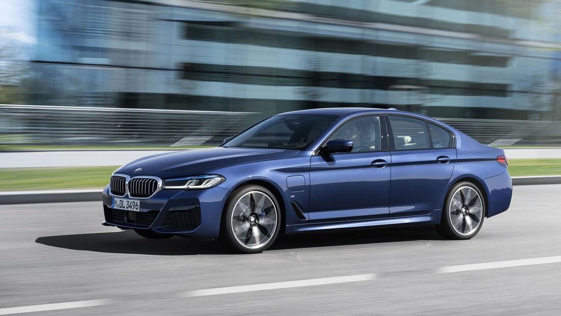 BMW 530e xDrive Facelift 07-2020