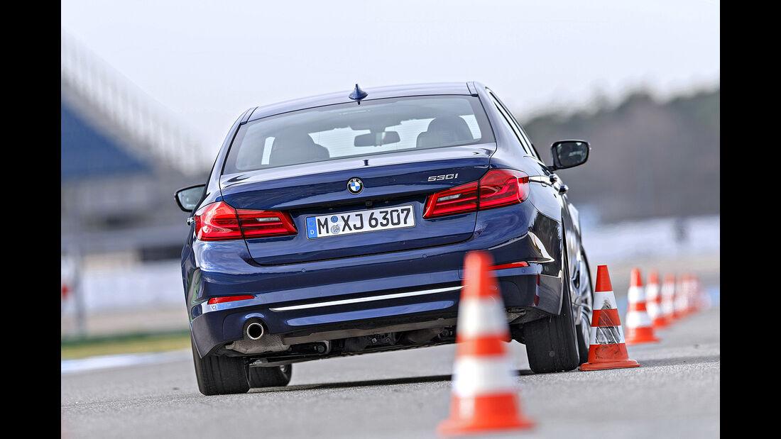 BMW 530i Luxury Line, Exterieur
