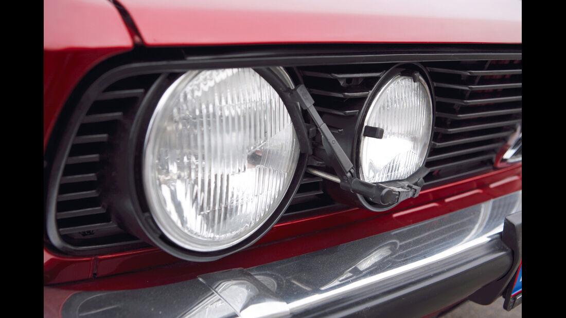 BMW 535i, 281 PS E 28, Scheinwerfer