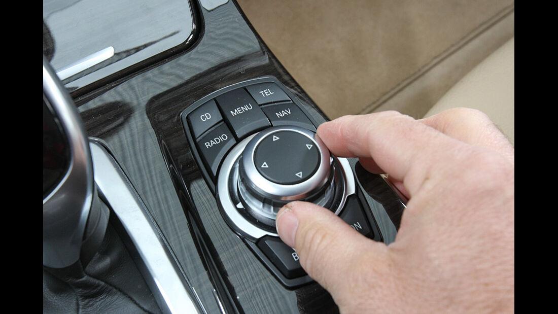 BMW 535i Bedienung