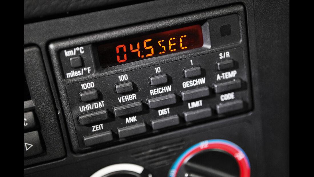 BMW 535i, Bordcomputer
