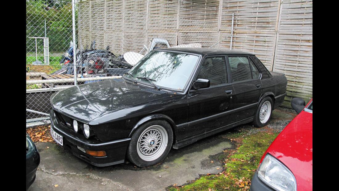 BMW 535i, E 28