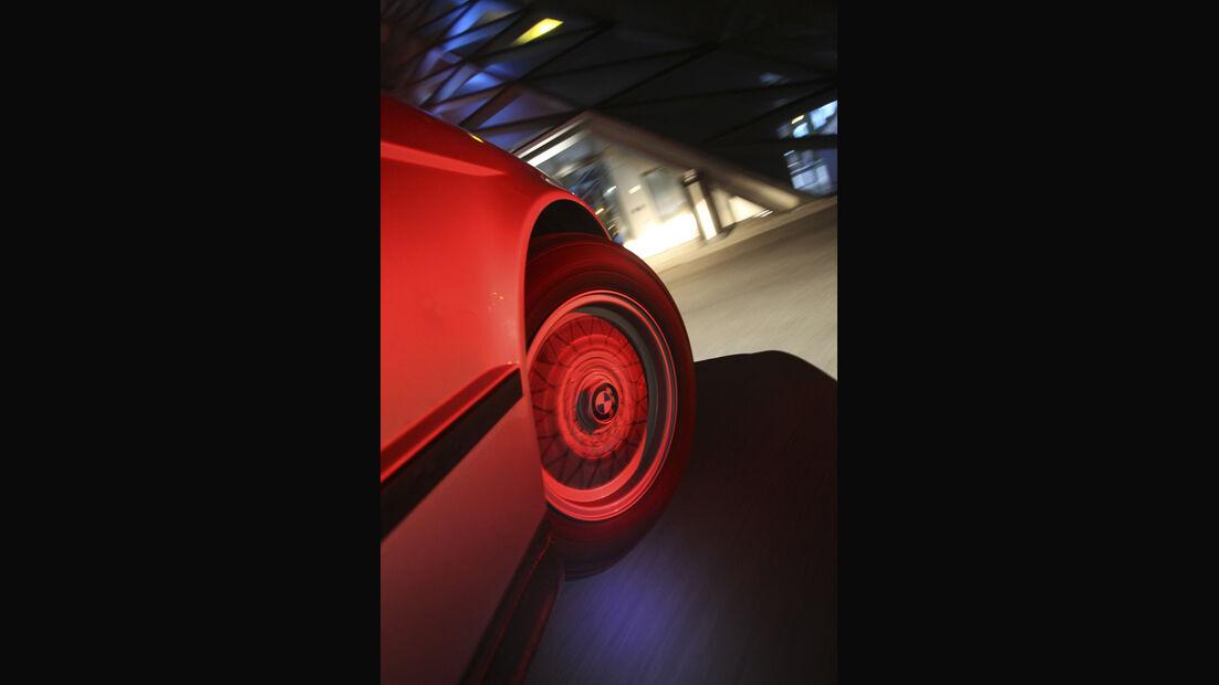 BMW 535i, Felge