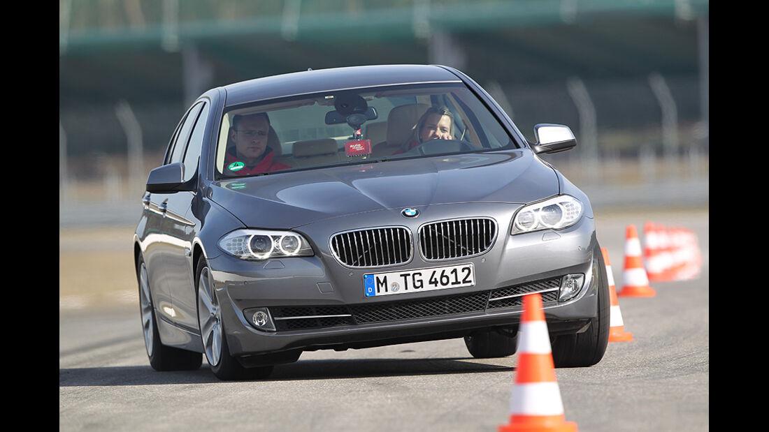 BMW 535i Front