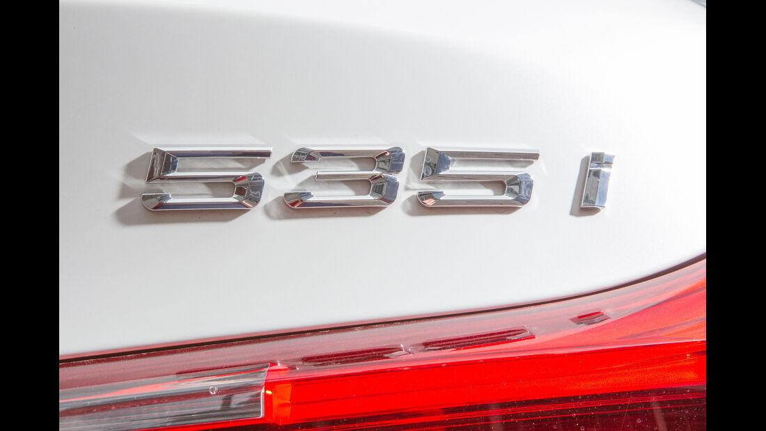 BMW 535i Gran Turismo, Typenbezeichnung