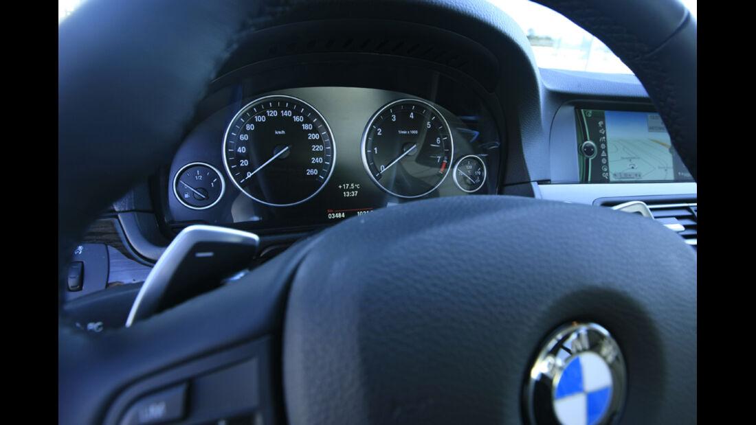 BMW 535i Instrumentenbrett