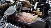 BMW 535i, Motor