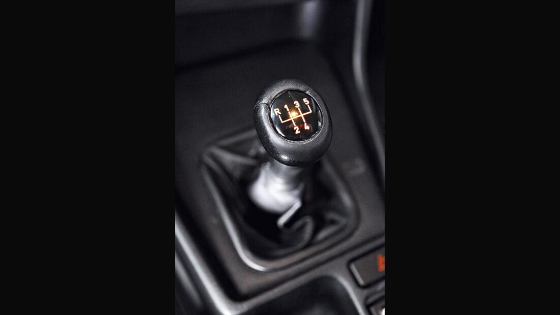 BMW 535i, Schaltung