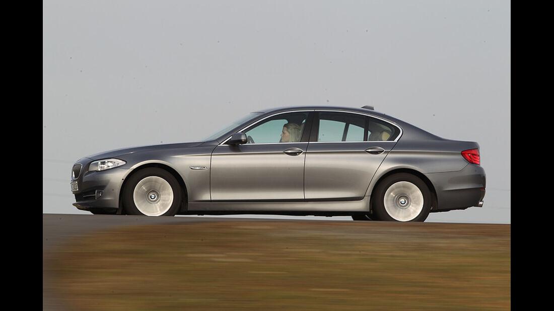 BMW 535i Seitenansicht