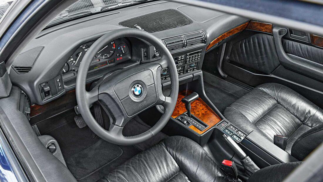 BMW 540i E34