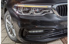 BMW 540i xDrive, Frontscheinwerfer
