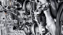 BMW 550d xDrive, Motor
