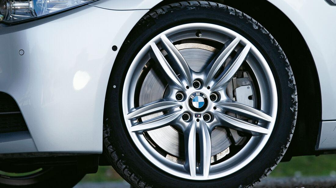 BMW 550d xDrive, Rad, Felge